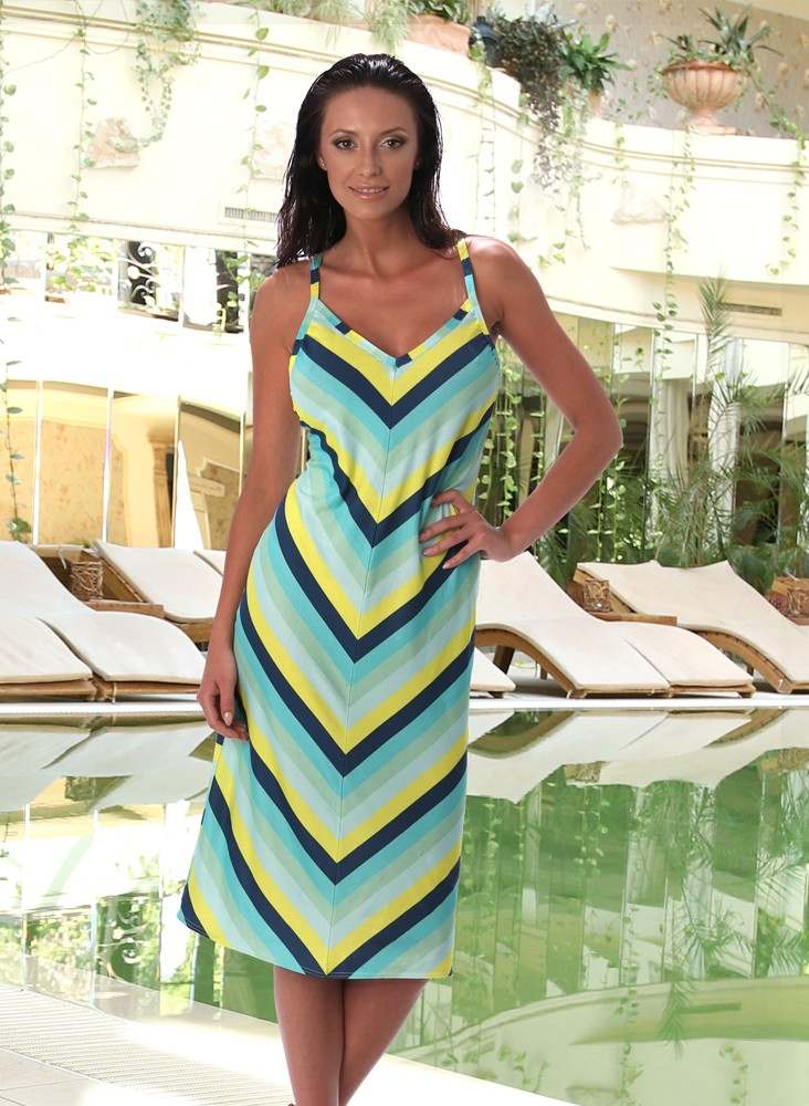 Beach dress FQ263I